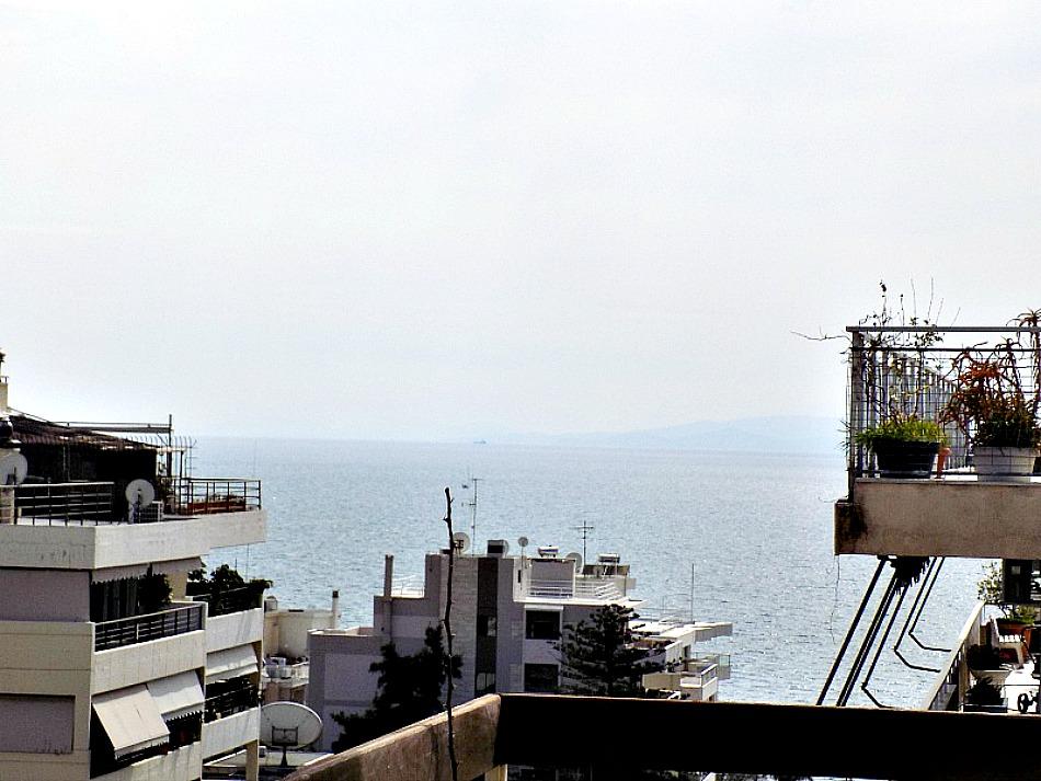 Ανακαίνιση βεράντας, η θέα από το μπαλκόνι μου