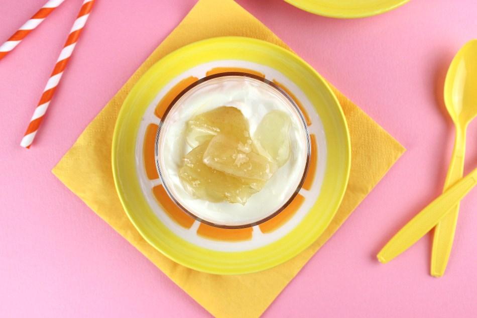 Μους από λεμόνι, γλυκό για όλες τις εποχές