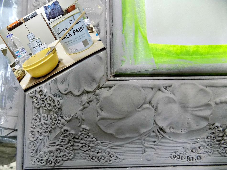 French linen Annie Sloan