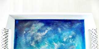 Δίσκος με άρωμα θάλασσας! Βλέπεις φέτος μόνο έτσι μπορώ να δω την θάλασσα