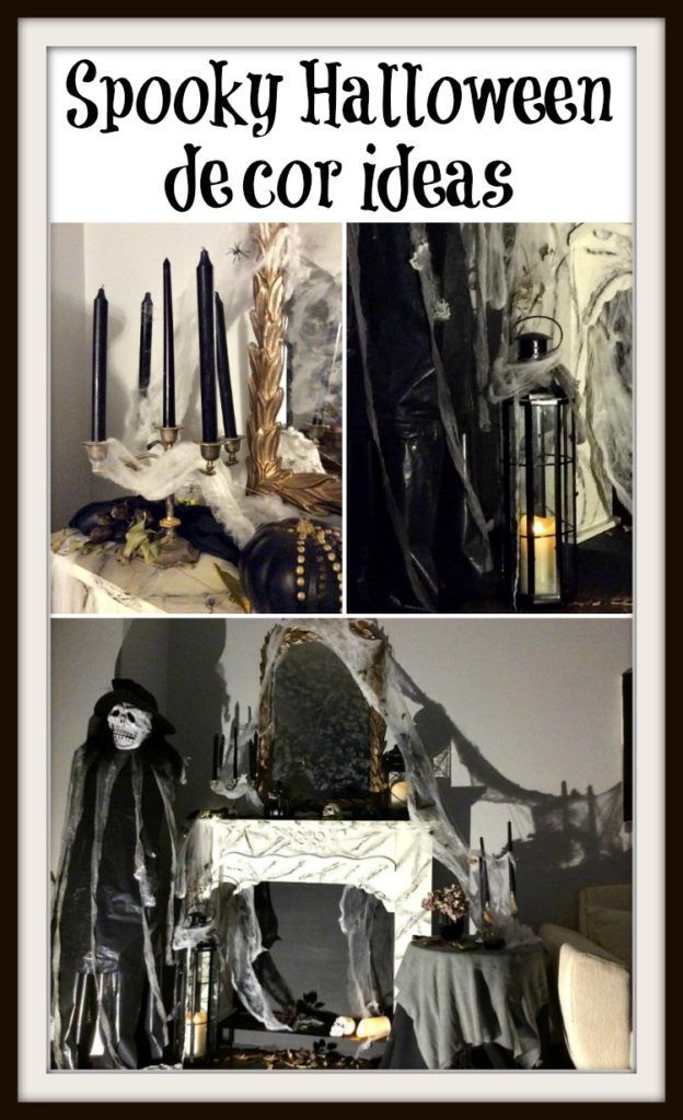 Ιδέες διακόσμησης για ένα Halloween πάρτι, πως να στήσεις εύκολα ένα τέλειο σκηνικό τρόμου μέσα στο σαλόνι σου που θα εντυπωσιάσει τους καλεσμένους σου.