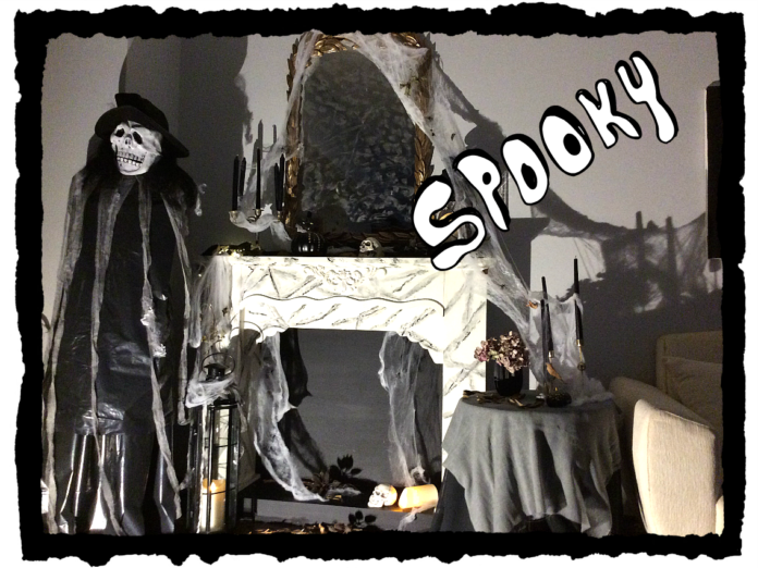 Spooky Halloween decor ideas