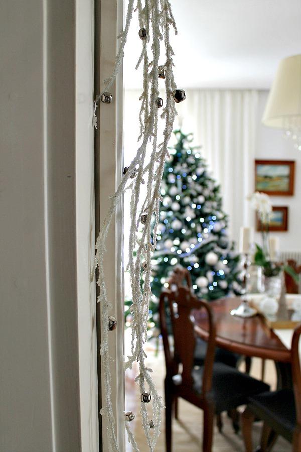 Χριστούγεννα 2015,  στο σαλόνι και στην τραπεζαρία μας