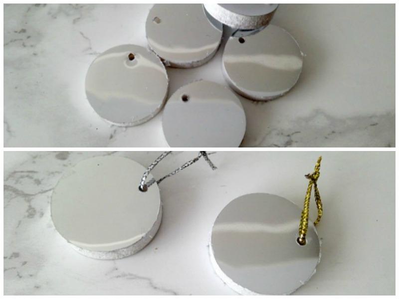 Πως να φτιάξεις sunburst καθρέφτες στολίδια