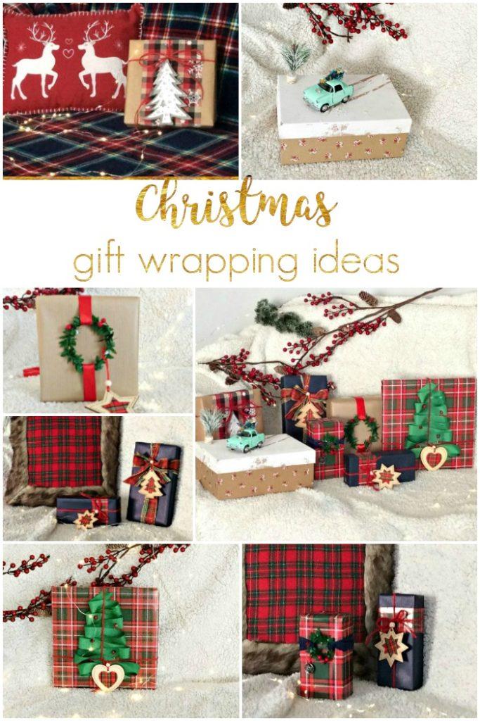 Ιδέες για το τύλιγμα των δώρων τα Χριστούγεννα, 7 ιδέες για αμπαλάζ