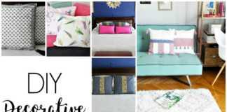 Ιδέες για διακοσμητικές θήκες μαξιλαριών