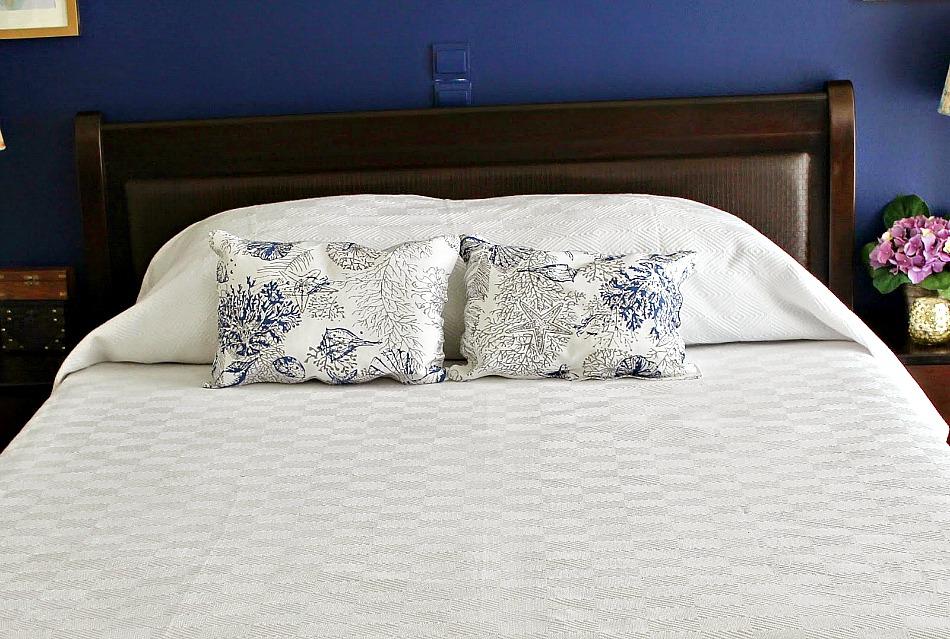 Ιδέες για διακοσμητικές θήκες μαξιλαριών diy, pillow covers from placemats