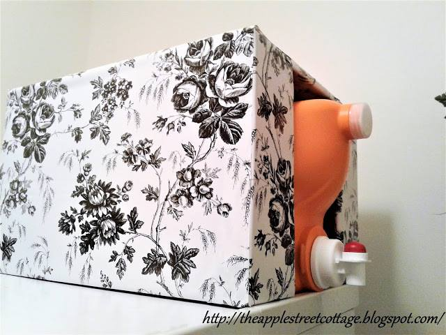 Sweet Inspiration Link Party 140, laundry-detergent-dispenser-cover