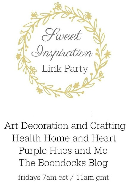Sweet Inspiration Link party 138