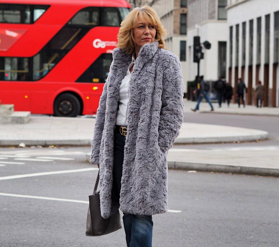 Sweet Inspiration Link Party 140, perfect timing cosy teddy coat