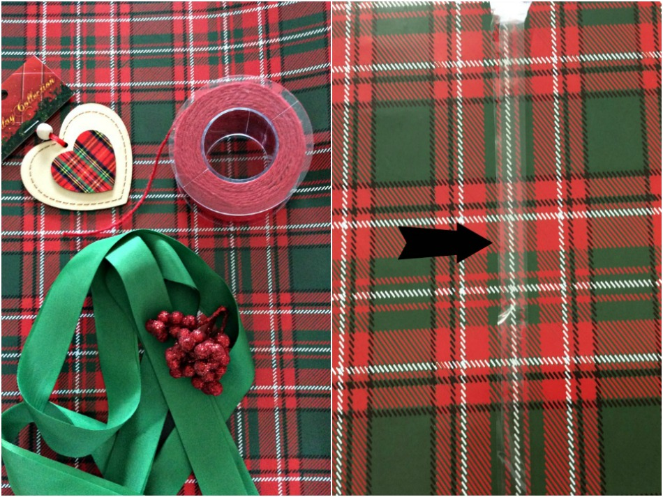 How to make a christmas tree from ribbon