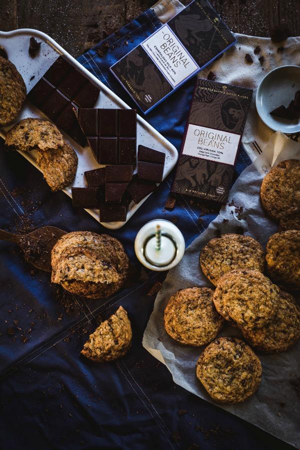 Αγαπημένα ιστολόγια , Μσλακά κούκις με κομμάτια σοκολάτας