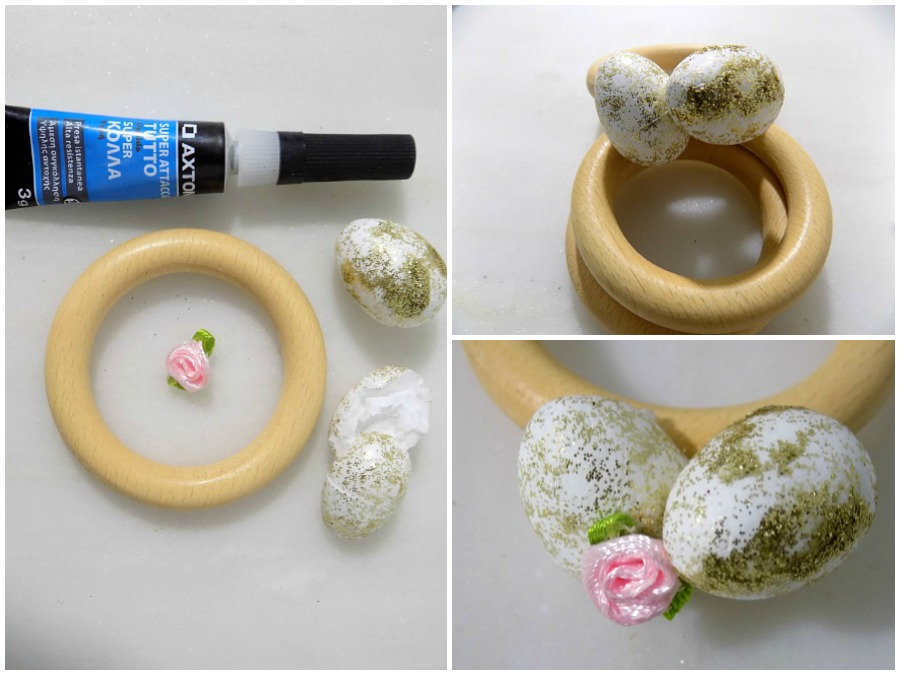 Easter napkin rings diy