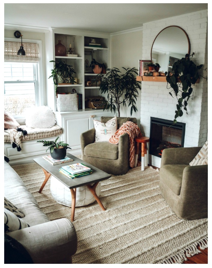 Τι διάβασα και μου άρεσε, small home ideas