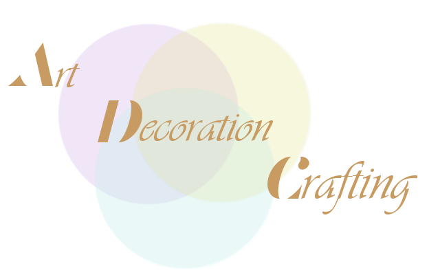 Art Decoration Crafting - Logo