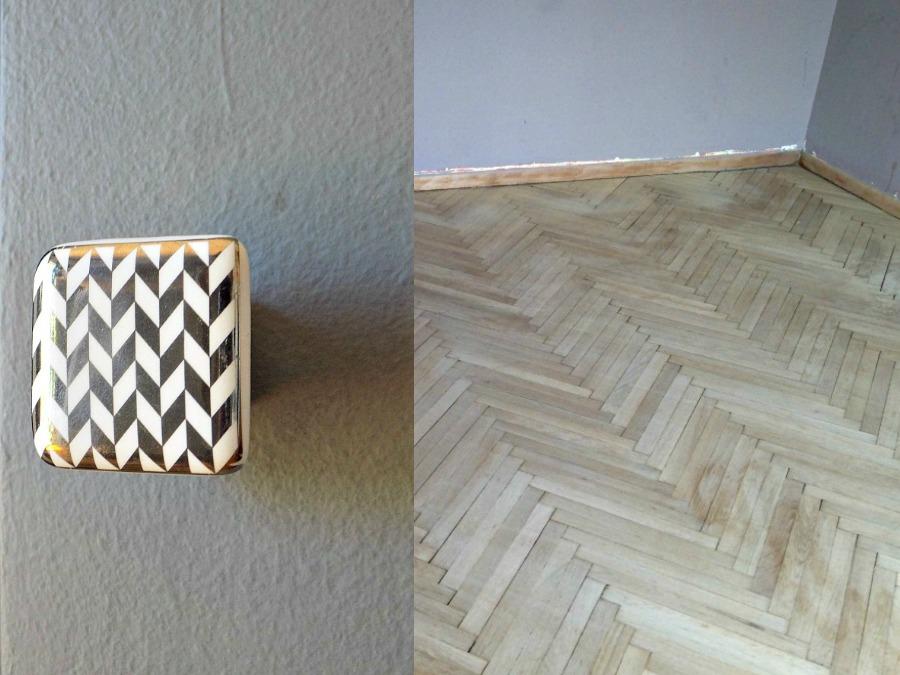 Contemporary style για το γραφείο στο σπίτι, Ντουλάπα και πάτωμα στο γραφείο μου