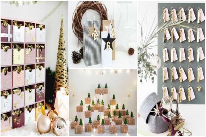 Ιδέες για υπέροχα ημερολόγια αντίστροφης μέτρησης για τα Χριστούγεννα