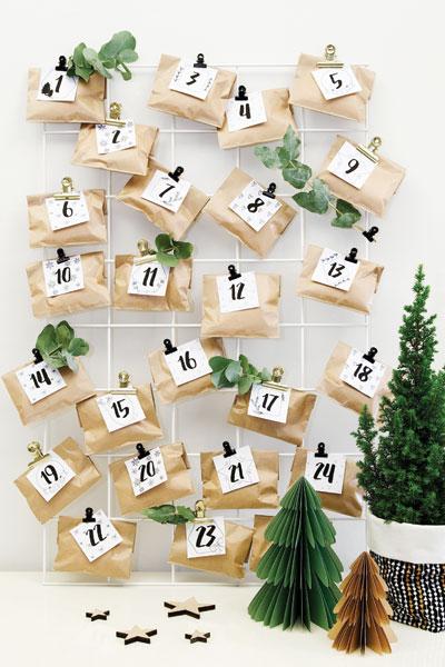 Ιδέες για υπέροχα ημερολόγια αντίστροφης μέτρησης