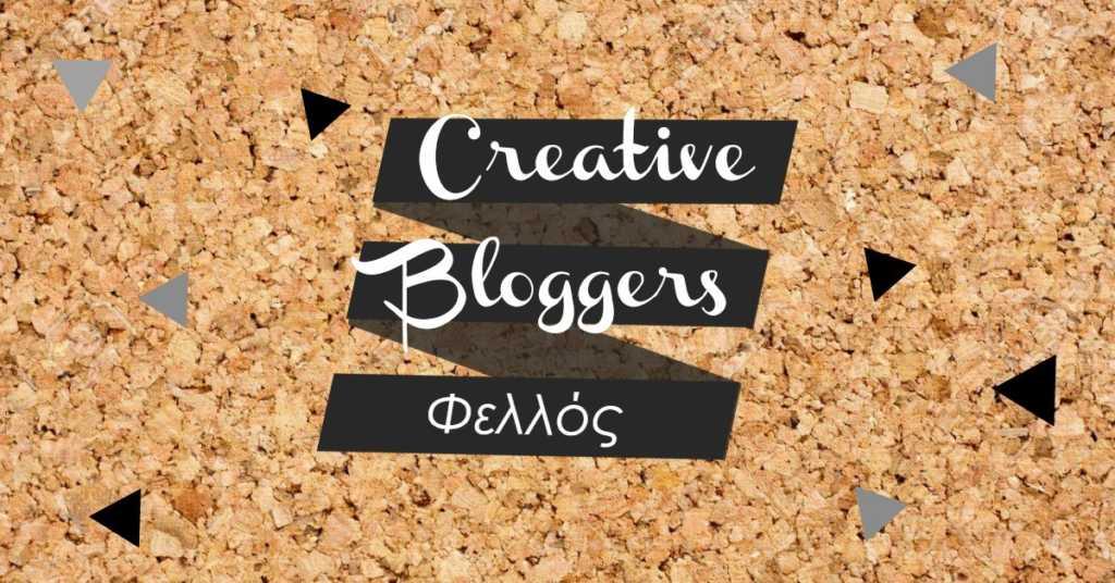 Creative Bloggers November 2019
