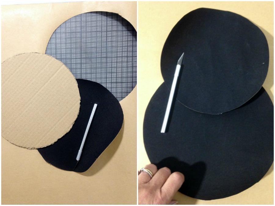 Πως να φτιάξεις ημίψηλα καπέλα διακοσμητικά