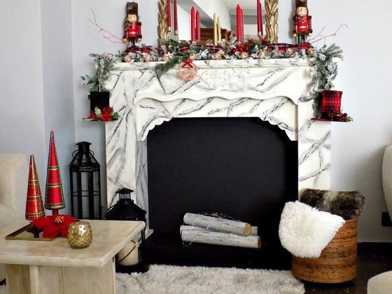 Ημίψηλα καπέλα χριστουγεννιάτικα στολίδια για το δέντρο