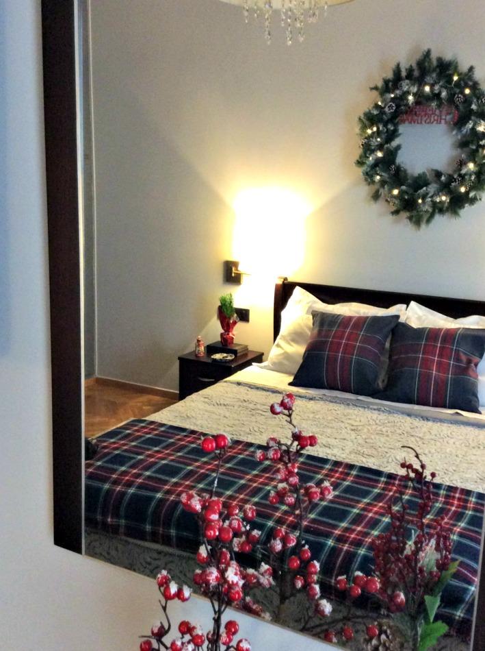 Christmas master bedroom 2019