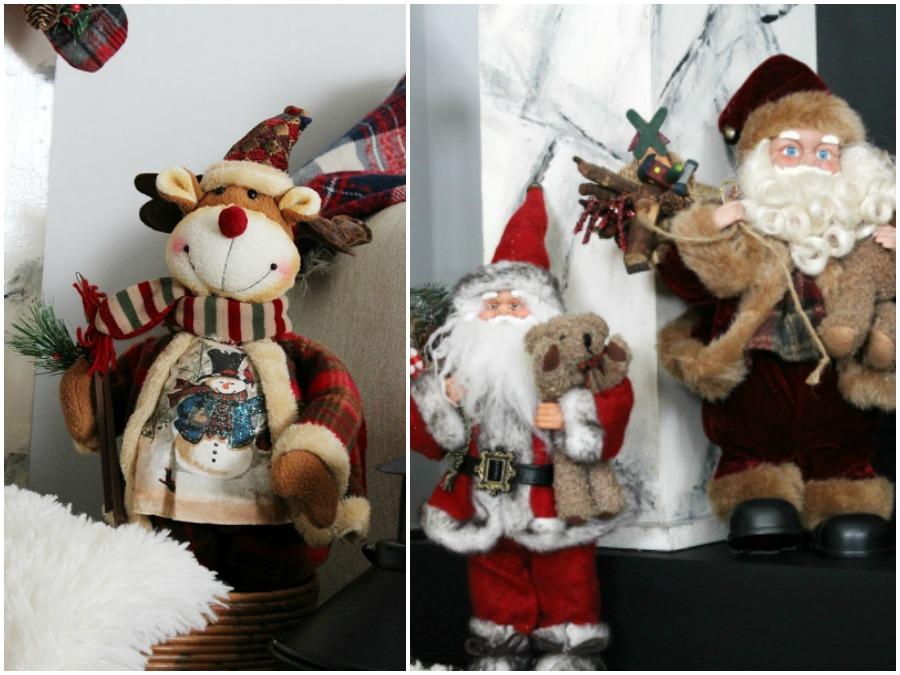 Κόκκινα χριστούγεννα, χριστουγεννιάτικα παιχνίδια