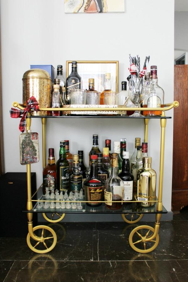 Christmas 2019 trolley bar