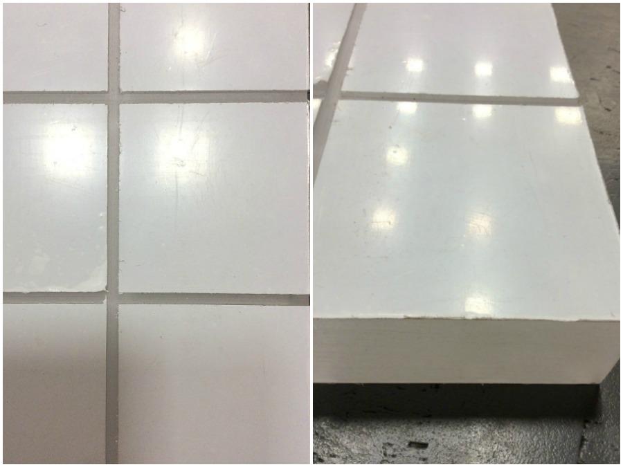 Acrylic plexiglass base