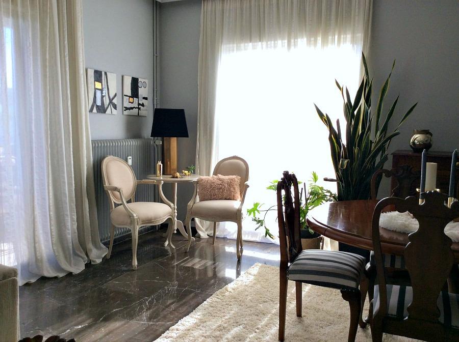Εννέα tips για την μετάβαση από την γιορτινή διακόσμηση στη χειμωνιάτικη | Winter living room decor