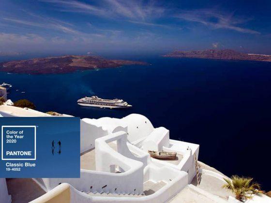 Pantone 2020, ένα χρώμα ξεκάθαρα ελληνικό