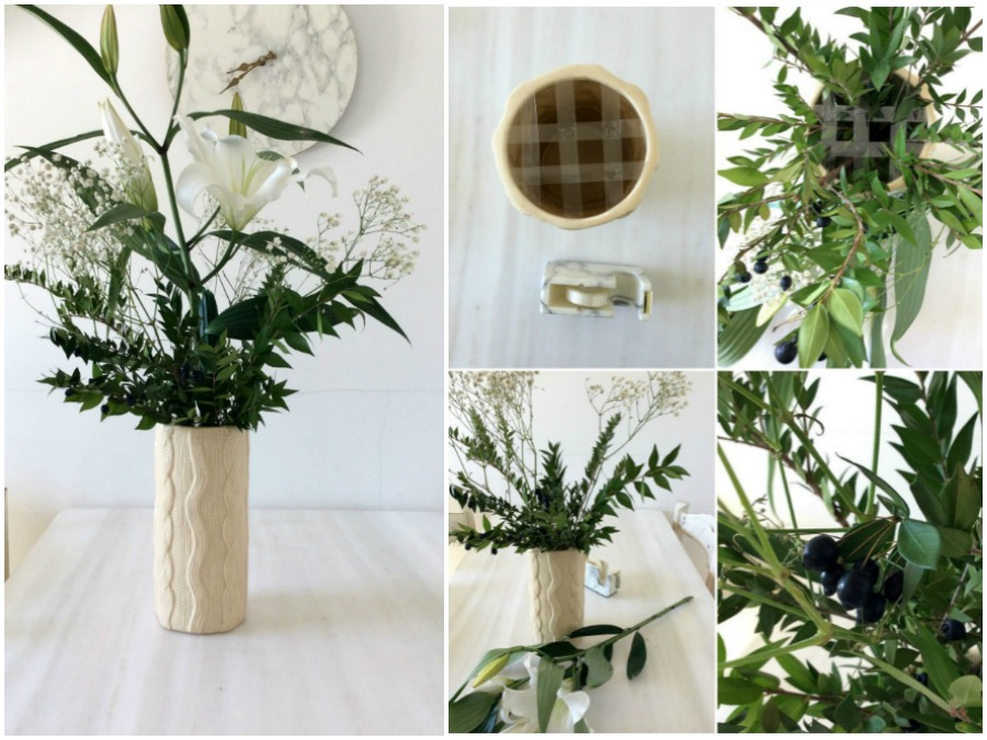 How to make the perfect flower arrangement, Nine tips to transition holiday decor to winter