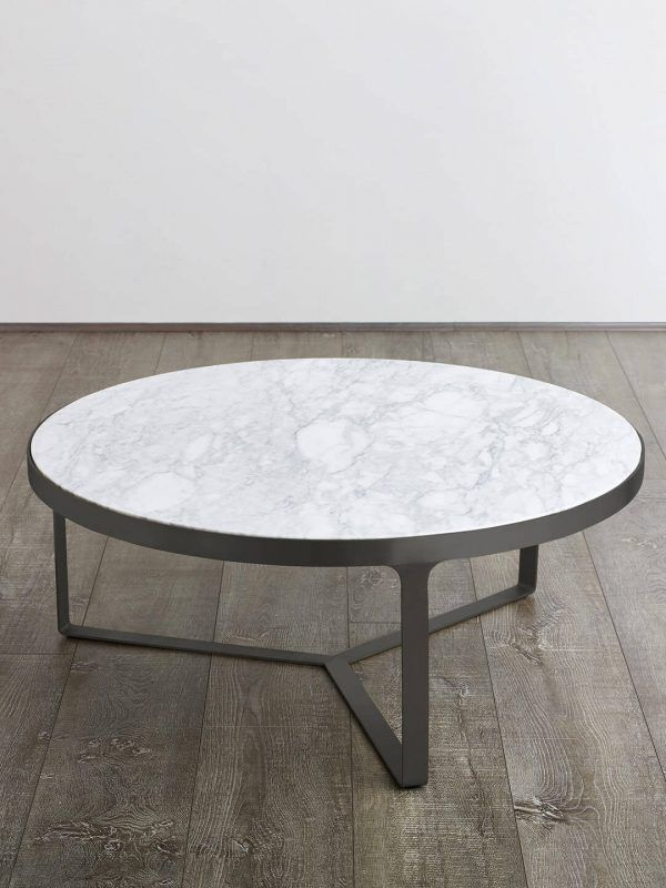 Julius marble coffee table