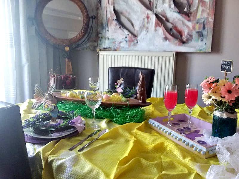 Φέρε την άνοιξη και το Πάσχα μέσα στο σπίτι