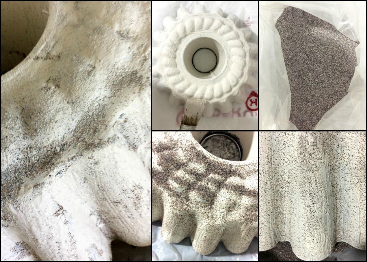 Πως να φτιάξεις εφε πέτρας με χρώμα και άμμο