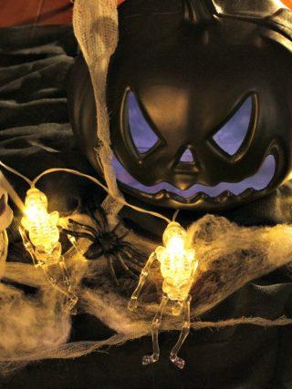 Halloween τραπέζι, πως να το στρώσεις