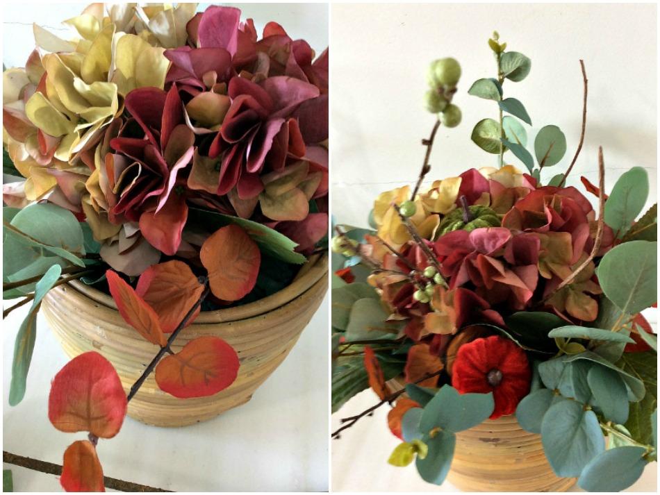 Πως να φτιάξουμε μία φθινοπωρινή σύνθεση λουλουδιών