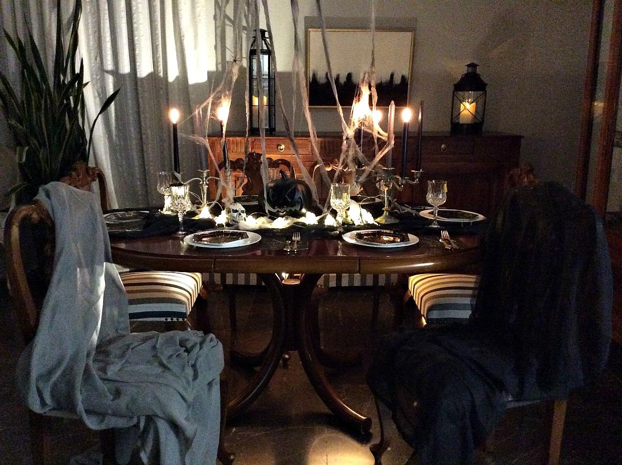 Πως να στρώσουμε ένα Halloween τραπέζι