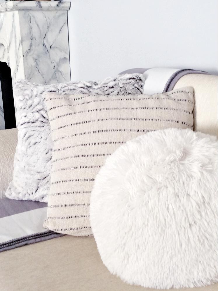 Διακοσμητικά χειμωνιάτικα μαξιλάρια
