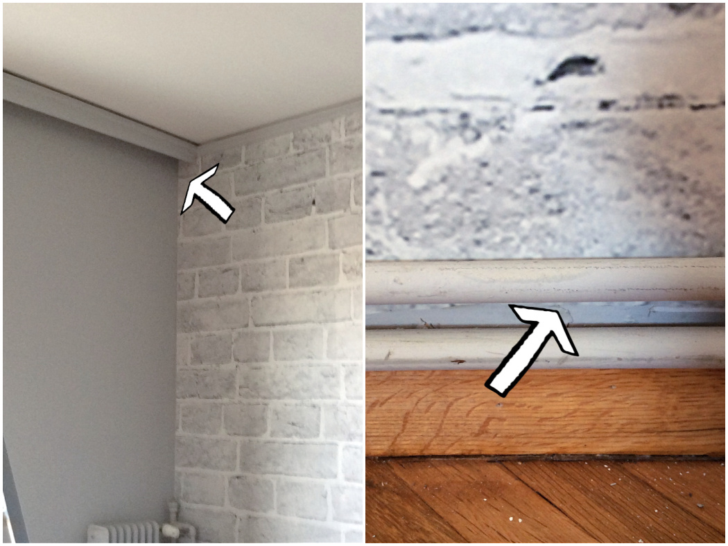 Tips για να τοποθετήσεις ταπετσαρία σε τοίχο