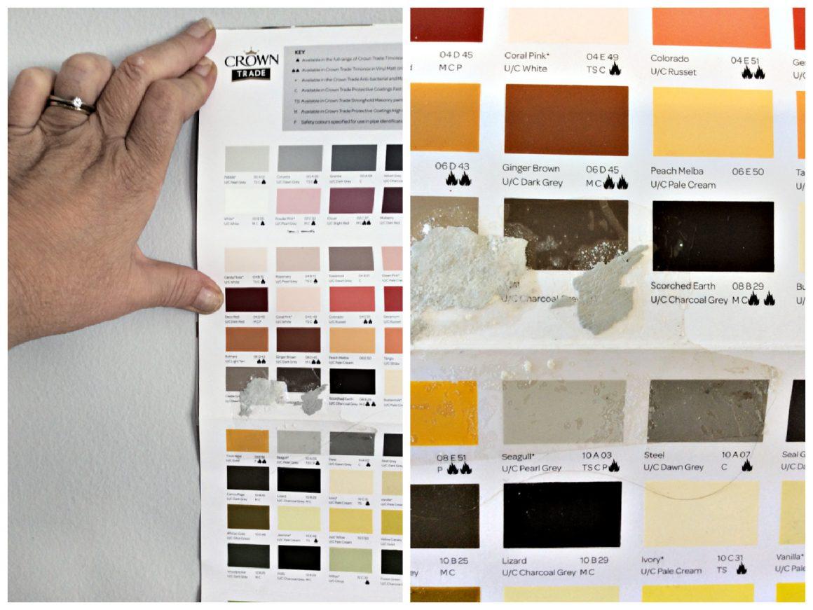 Πως να διαλέξεις το ίδιο χρώμα για να βάψεις τον τοίχο σου