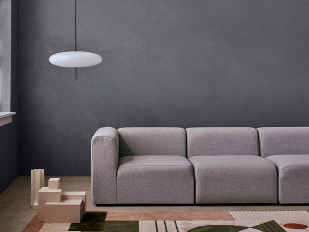 Χρώματα Crown σε συνεργασία με Elle Decoration, grey cement